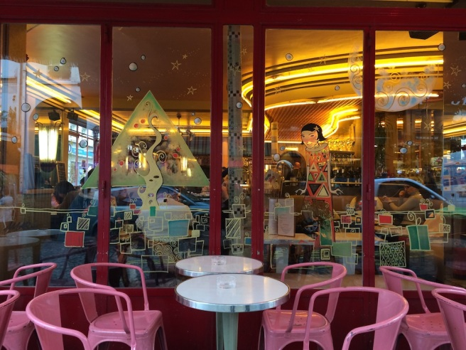 Amelie restaurant