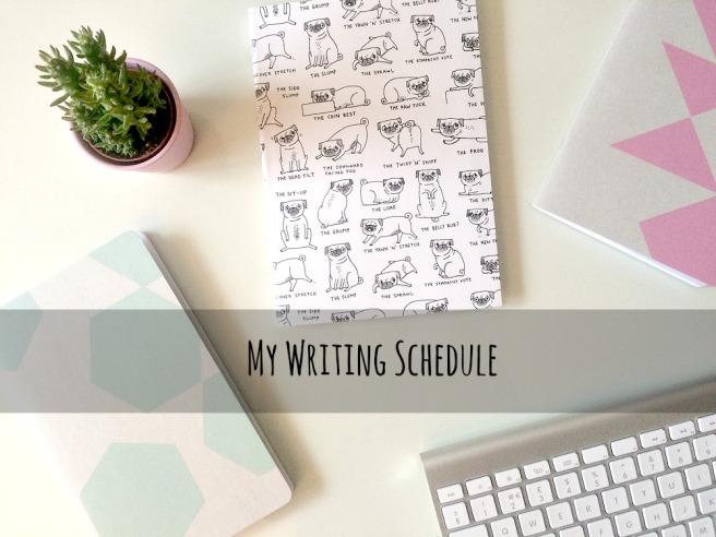 writingschedule
