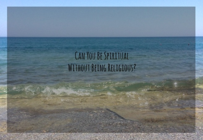 can you be spiritual without being religious
