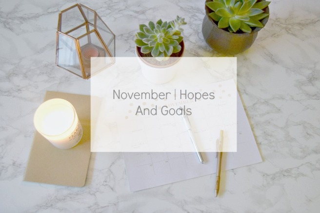 hopes goal setting