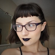 OCC Pagan lip swatch