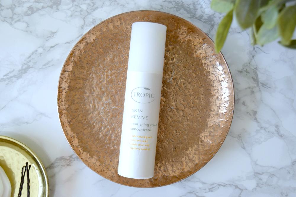 Tropic Skin Care Skin Revive Nourishing Cream Concentrate moisturiser