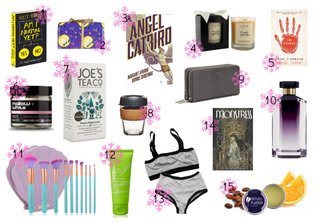 vegan gift guide Christmas